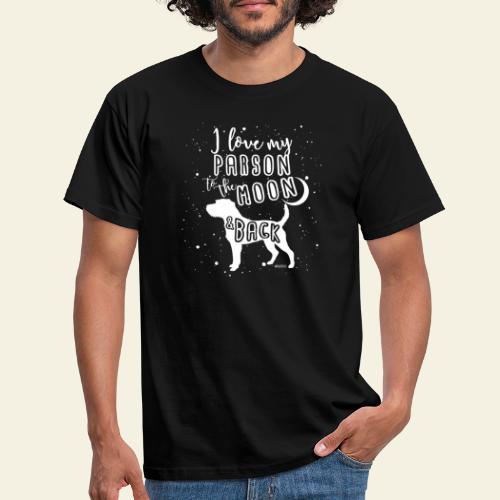 Parson Moon 2 - Miesten t-paita