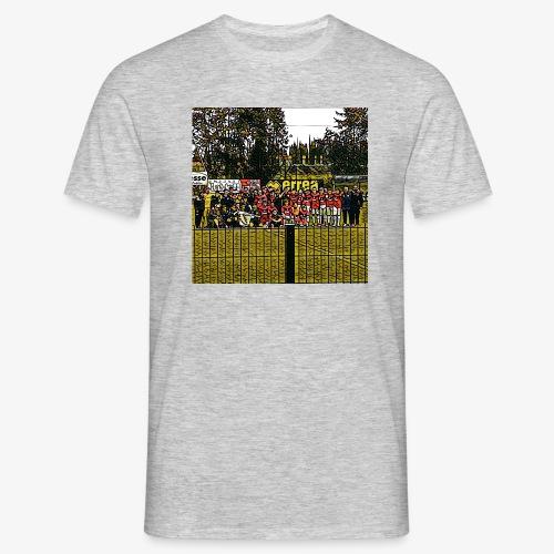 Footbal Match Squadre Calcio - Maglietta da uomo