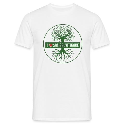 soliselvitudine - Maglietta da uomo