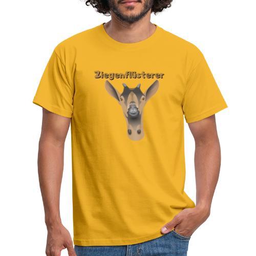 Ziegenflüsterer - Männer T-Shirt