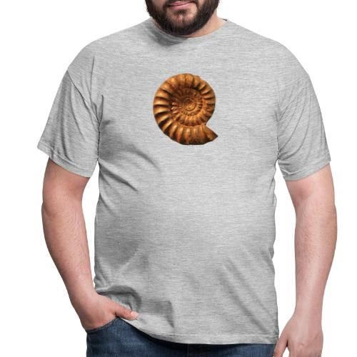 Ammonite Slat - Männer T-Shirt