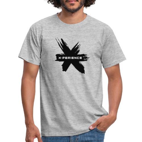 x-perience - Das neue Logo - Männer T-Shirt