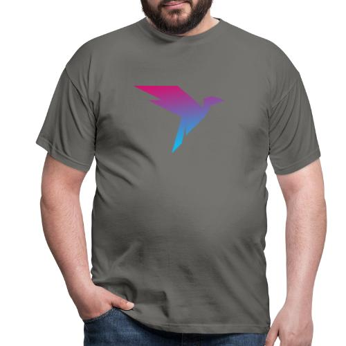 Humanisten Vogel - Männer T-Shirt