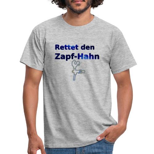 Rettet Zapfahn BG - Männer T-Shirt