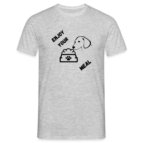 Enjoy your meal - T-shirt Homme