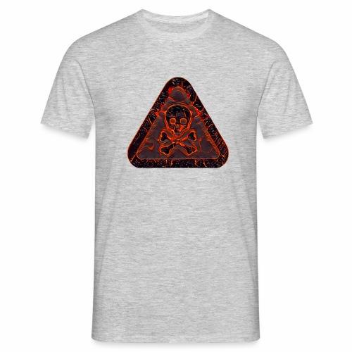 DANGER PS P 210419140046 - Camiseta hombre