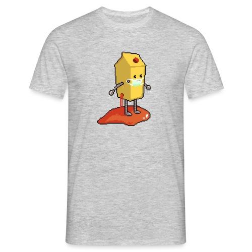 OWASP Juice Shop Bot (Corona-Edition) - Männer T-Shirt