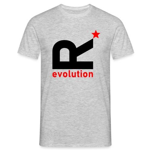 R evolution - Männer T-Shirt