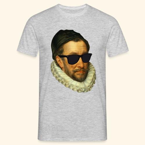 Fijn Uitgedoste Barbaar (zonder tekst) - Mannen T-shirt