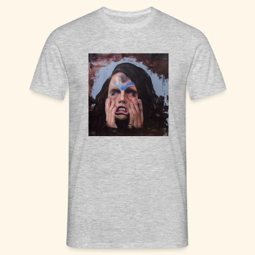 Psychedelic Stu Mackenzie - Men's T-Shirt