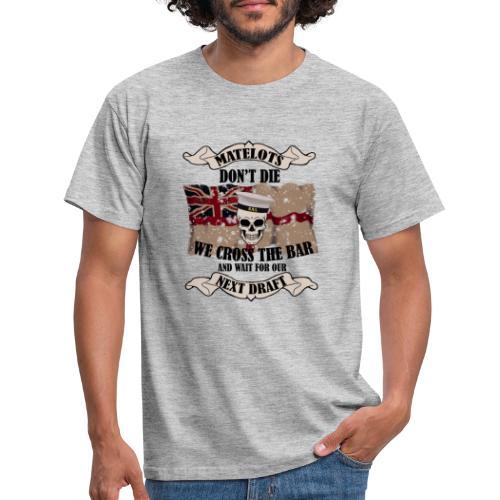 Cross the Bar2 - Men's T-Shirt