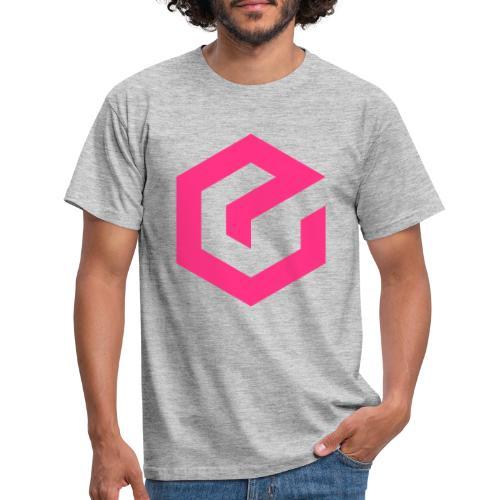 Elate logo - T-skjorte for menn
