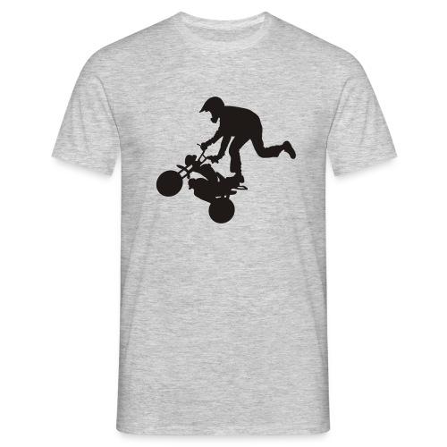 Monkey keulii - Miesten t-paita