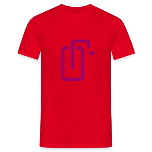Liquidsoap logo - T-shirt Homme