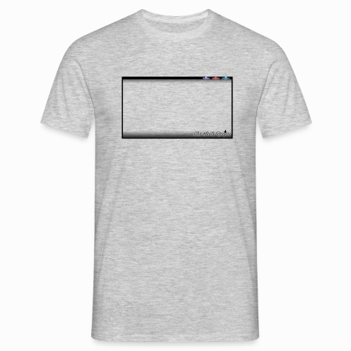The Scots Review GO LIVE! Logo - Men's T-Shirt