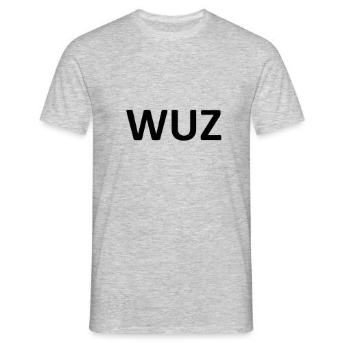 WUZ - Men's T-Shirt
