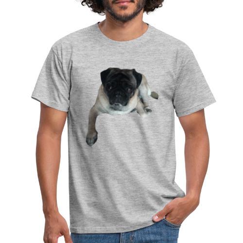 Pug carlino shirt - Camiseta hombre