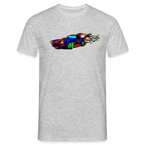 auto fahrzeug tuning - Männer T-Shirt
