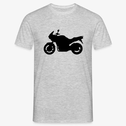 TDM 900 Silhouette - Mannen T-shirt