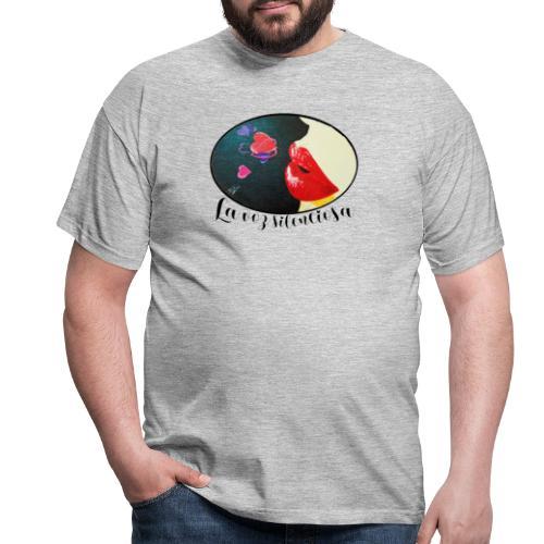 La Voz Silenciosa - Besos - Camiseta hombre
