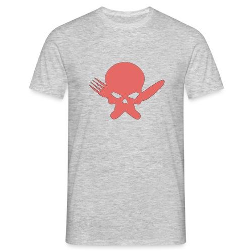 Skull Collection | FatLadFood - Men's T-Shirt