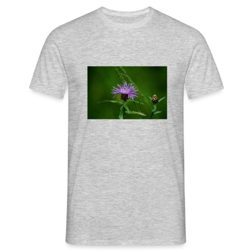 Julzin - Die Leidenschaft zur Natur - Variante 19 - Männer T-Shirt