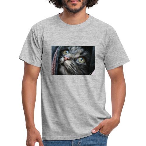 amo a mi gatos - Camiseta hombre