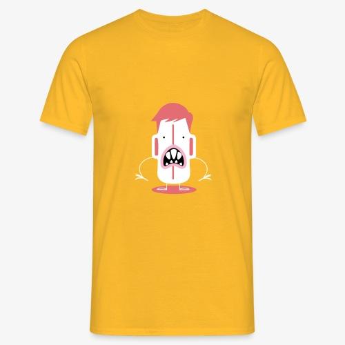 'Oasi' Monster Monstober DAY 17 - Mannen T-shirt