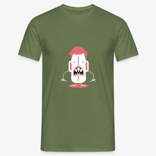 'Oasi' Monster Monstober DAY 17 - Mannen T-shirt