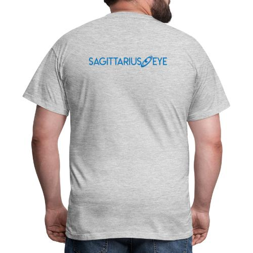 Sagittarius Eye Dual Branded - Men's T-Shirt
