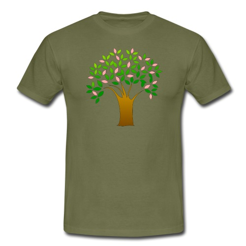 Tree of Life - Men's T-Shirt