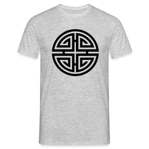 Four blessings, Chinesischer Glücksbringer, Segen - Männer T-Shirt