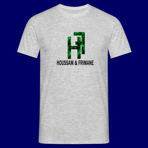 h&f - Maglietta da uomo