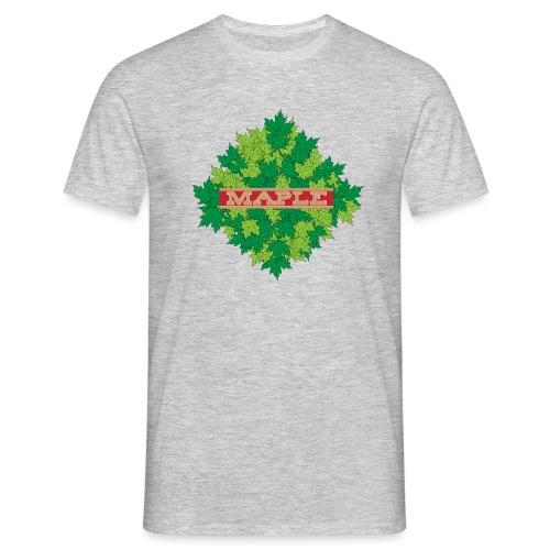 maple - Männer T-Shirt