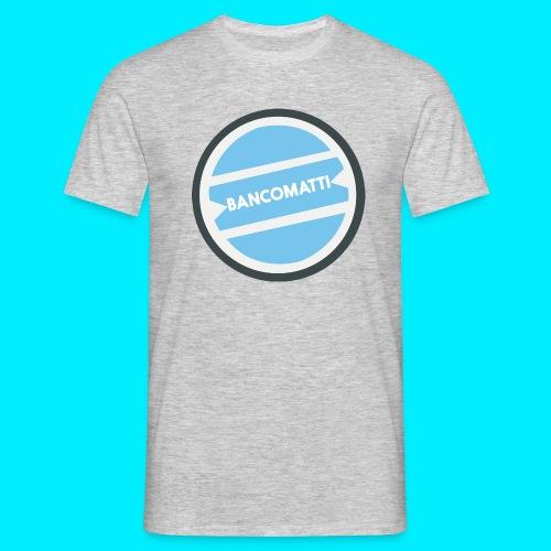 Bancomatti - Maglietta da uomo