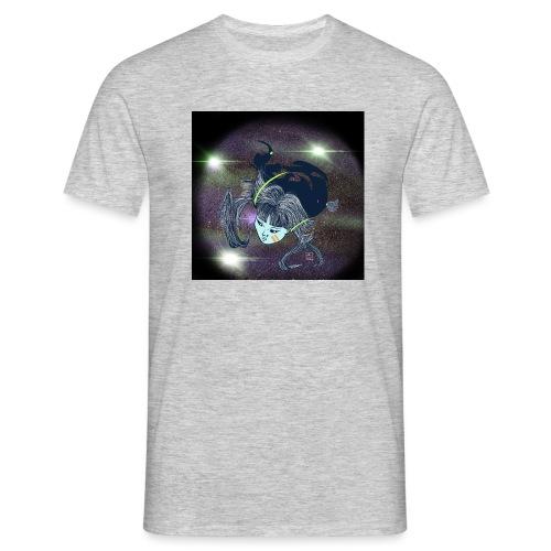 the Star Child - Men's T-Shirt