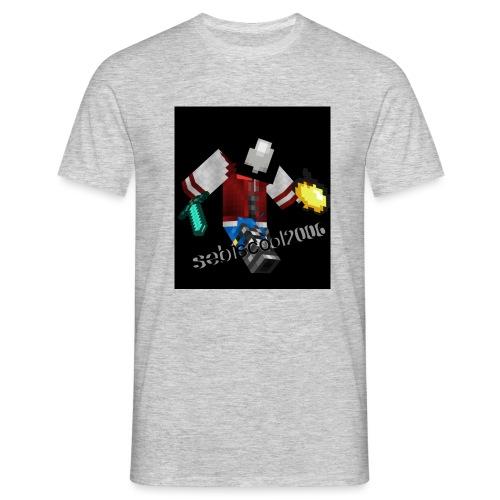 Sebastian yt - Herre-T-shirt