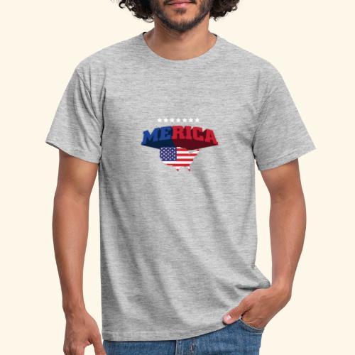 AMERICA TSHIRTS02 1 - Men's T-Shirt
