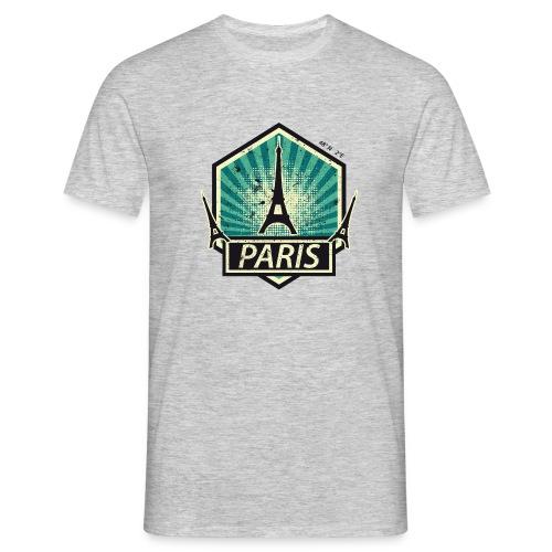 PARIS, FRANCE - Men's T-Shirt
