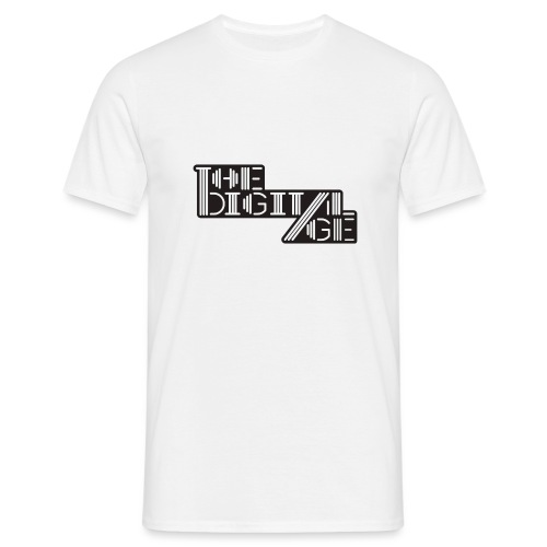 TheDigitalAge - Men's T-Shirt
