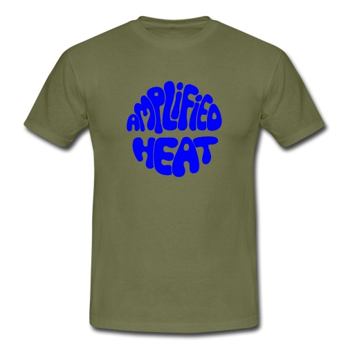 AHBLUE - Men's T-Shirt