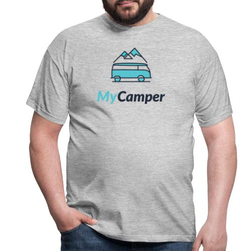MyCamper Logo Classic - Männer T-Shirt