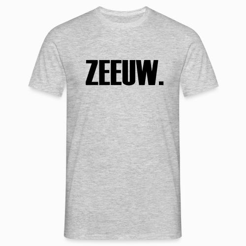 ZEEUW - Lekker Zeeuws - Mannen T-shirt