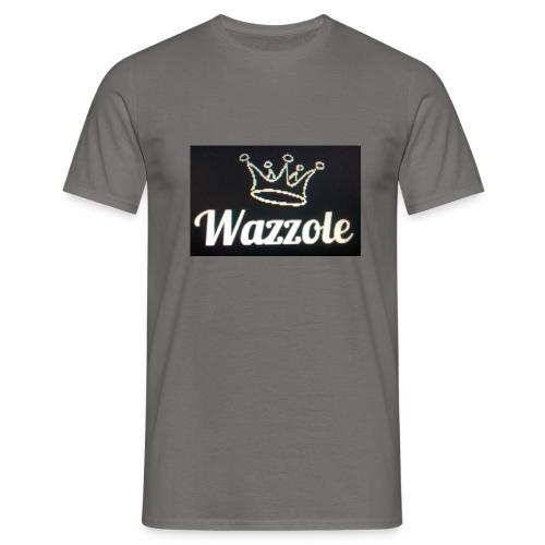 Wazzole crown range - Men's T-Shirt