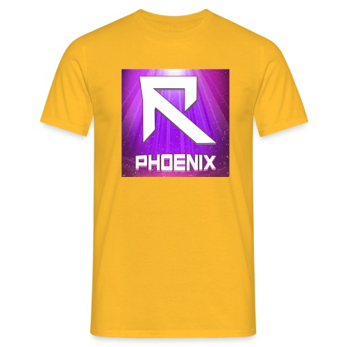 RTrixx Phoenix Logo - Men's T-Shirt