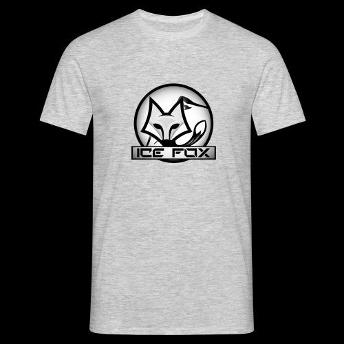Ice Fox Logo - Mannen T-shirt