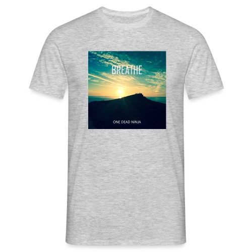 Breathe Artwork ODN - Men's T-Shirt