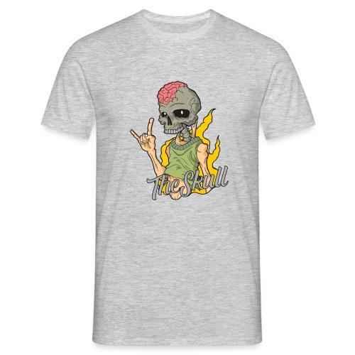 The Skull - Rock & Roll - 1 - Camiseta hombre