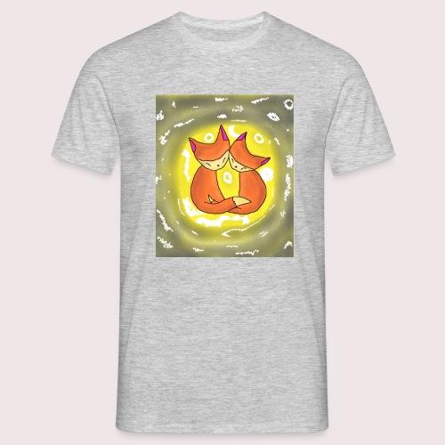 Fuchs - Männer T-Shirt