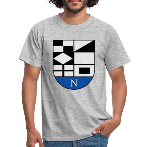 1200px Coat of arms of Neringa Lithuania svg - Männer T-Shirt